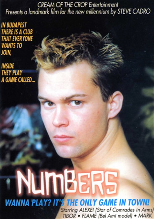 Numbers Boxcover