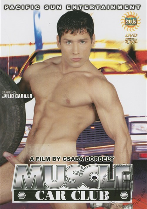 Muscle Car Club Boxcover