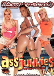 Ass Junkies #4 Porn Video