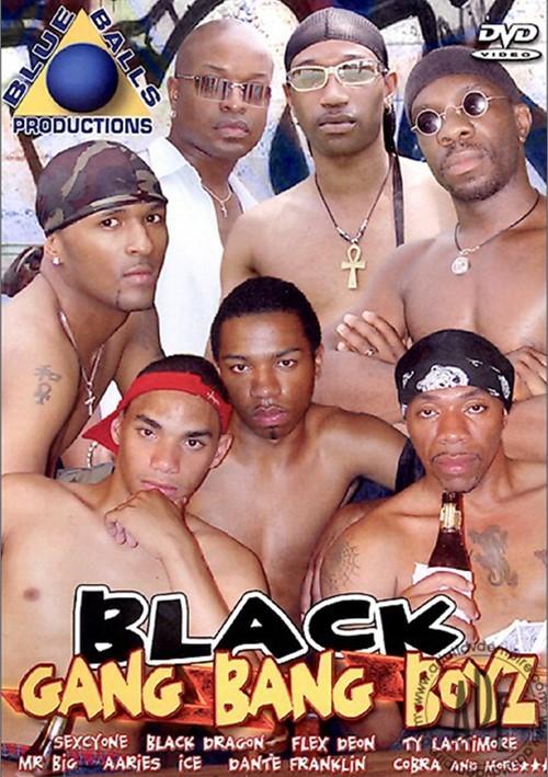 Black Gang Bang Boyz Boxcover
