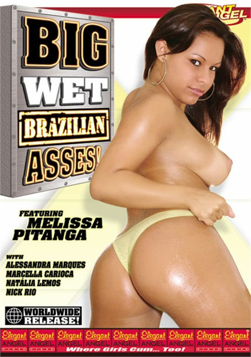 Big Wet Brazilian Asses! Boxcover