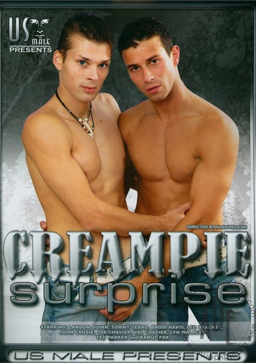 Creampie Surprise Boxcover