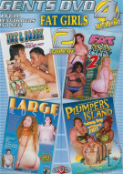 Fat Girls 2 4-Pack Porn Movie