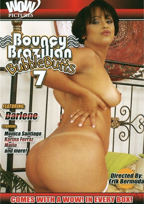 bubble porno Brazilian butt