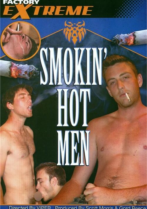 Smokin' Hot Men Boxcover