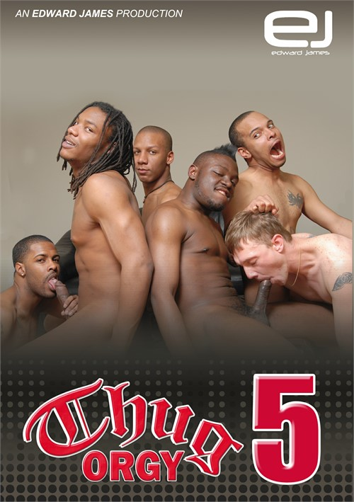 Thug Orgy 5 Boxcover