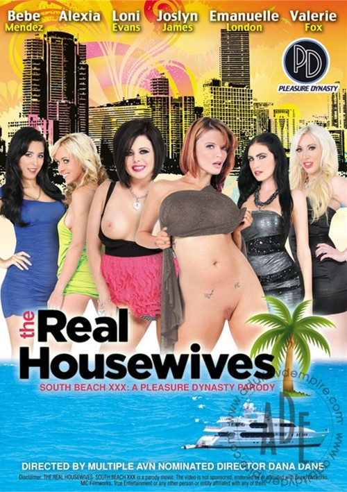 The Real Housewives Of South Beach XXX