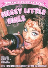 Messy Little Girls Porn Video