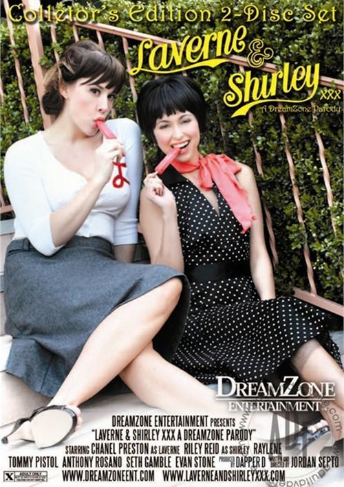Laverne & Shirley XXX: A Dreamzone Parody