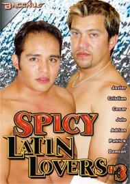Spicy Latin Lovers #3