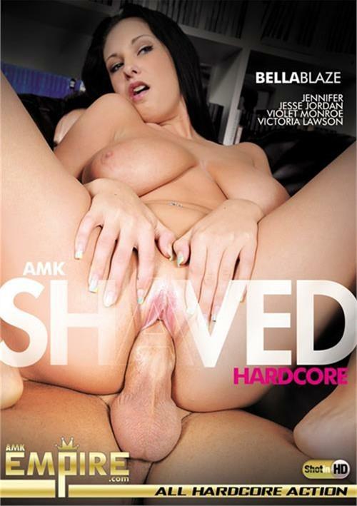 AMK Shaved Hardcore