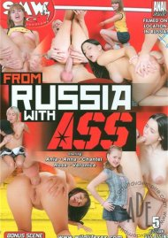 From Russia With Ass Porn Video