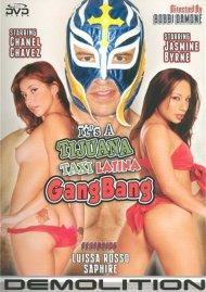 It's A Tijuana Taxi Latina GangBang Porn Video
