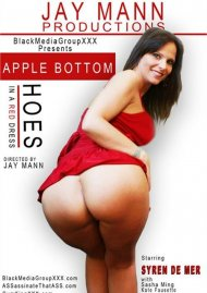 Apple Bottom Hoes In A Red Dress Porn Video