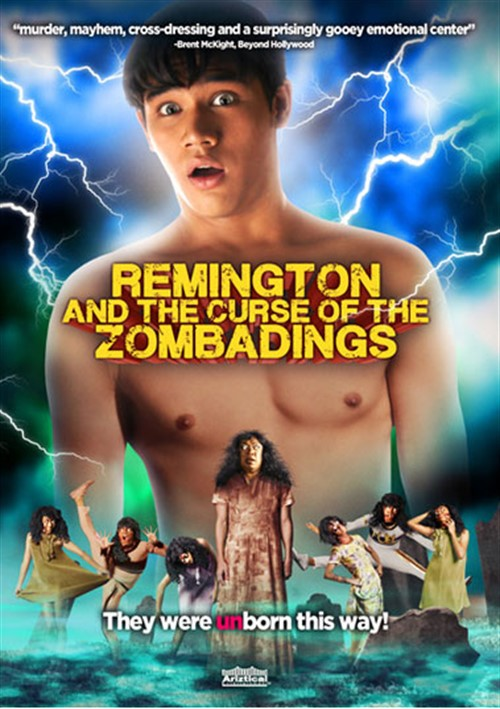 Remington and the Curse of the Zombadings image