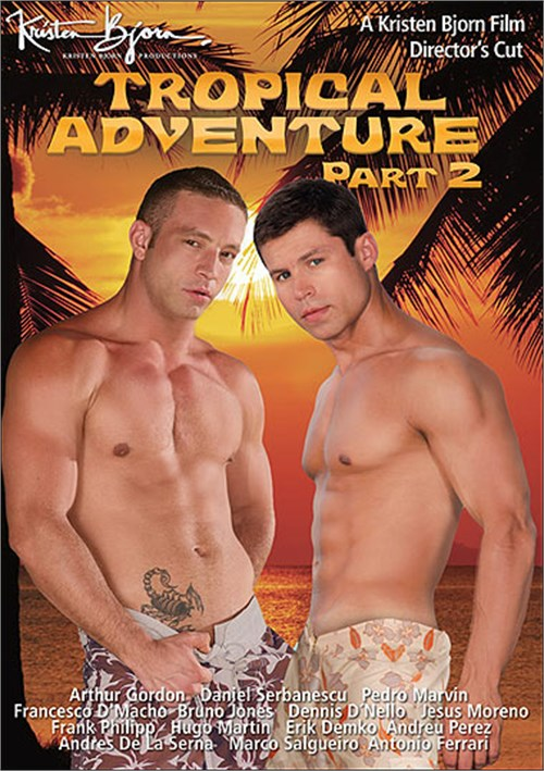 Tropical Adventure Part 2 Boxcover