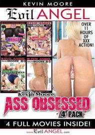 Ass Obsessed 4-Pack