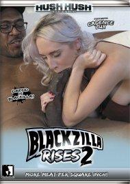 Blackzilla Rises 2: Candence Lux Porn Video
