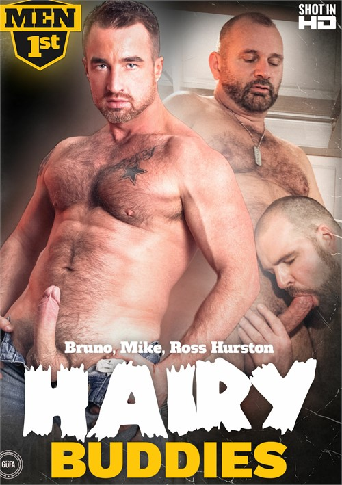 Hairy Buddies Boxcover