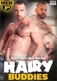 Hairy Buddies Porn Video