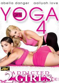 Yoga Girls 4 porn DVD from Addicted 2 Girls.