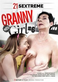 Granny Meets Girl #6 Porn Video