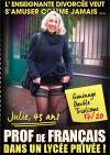 Julie, 43 Ans Boxcover