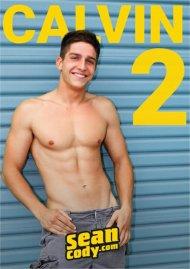 Calvin 2 gay porn DVD from Sean Cody