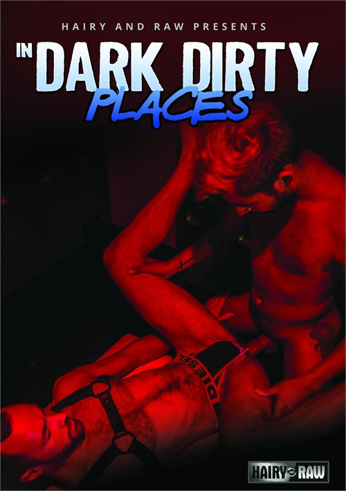 In Dark Dirty Places Boxcover