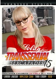 Transsexual Sexcapades 15 Porn Video