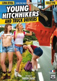 Young Hitchhikers and Truck Drivers Porn Video