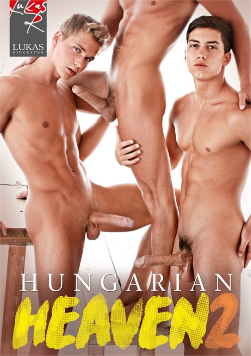 Hungarian Heaven 2 Cover Front