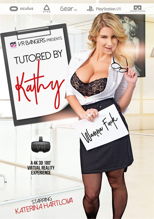Tutored by Kathy Boxcover