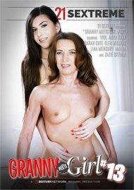 Granny Meets Girl #13 Porn Video
