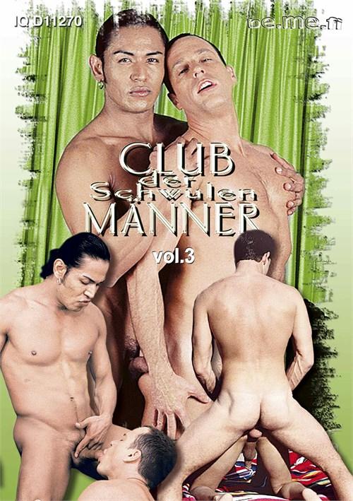 Club der Schwulen Manner Vol. 3 Boxcover
