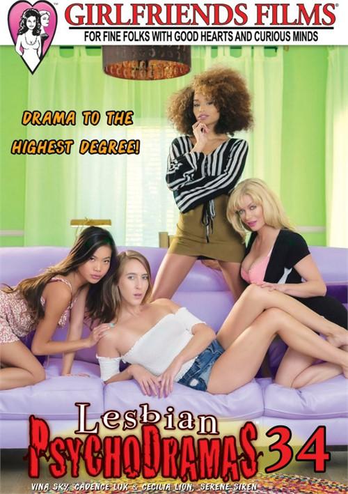 Lesbian Psychodramas Vol. 34