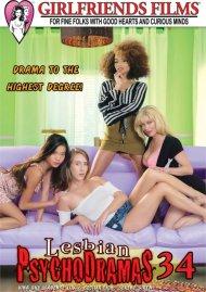 Lesbian Psychodramas Vol. 34 Porn Movie