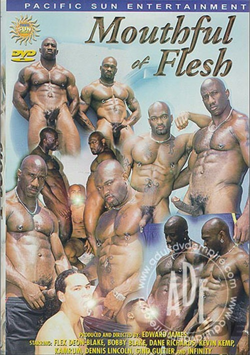 Mouthful of Flesh Boxcover