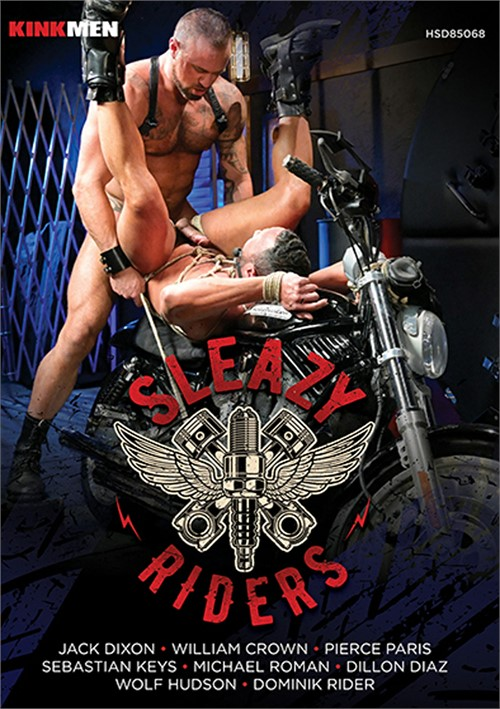 Sleazy Riders Boxcover