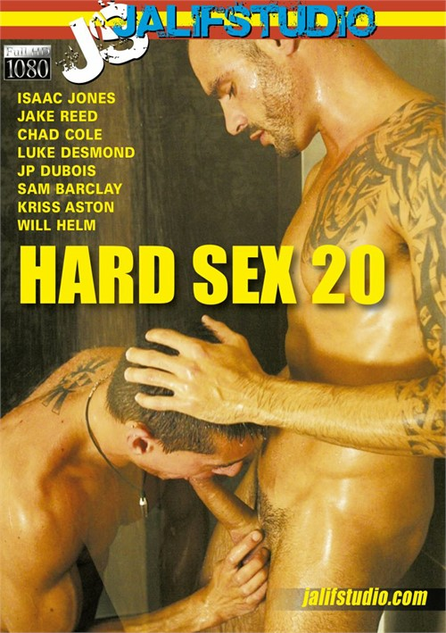 Hard Sex 20 Boxcover
