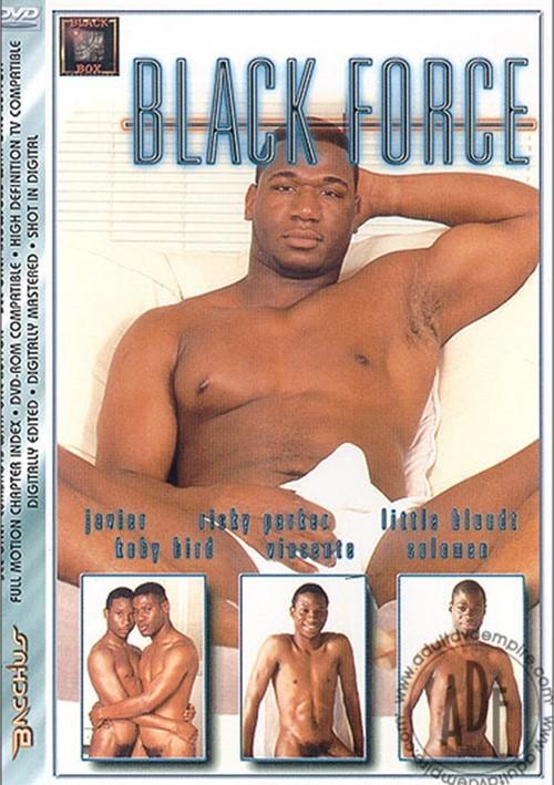 Black F-rce Boxcover