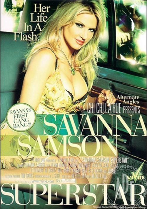 Savanna Samson Superstar