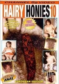 Hairy Honies 10 Porn Movie