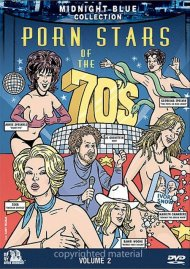 Midnight Blue: Volume 2 - Porn Stars Of The 70's