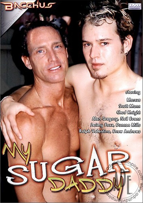 My Sugar Daddy Boxcover