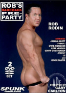 Robs Bareback Pre-Party Porn Movie