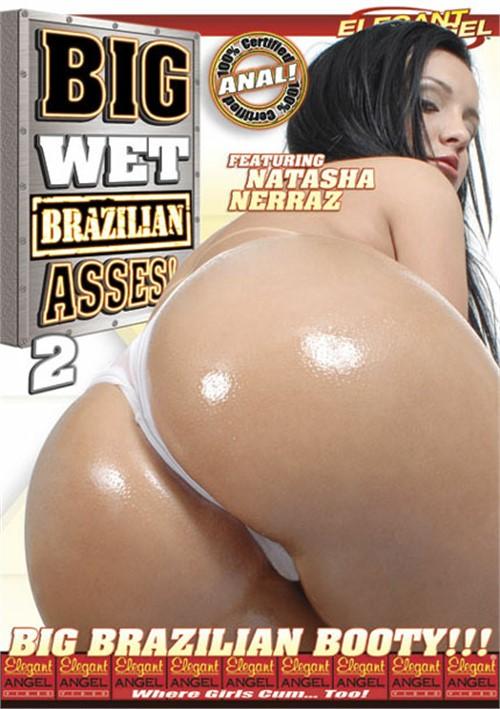 Big Wet Brazilian Asses! 2 Boxcover