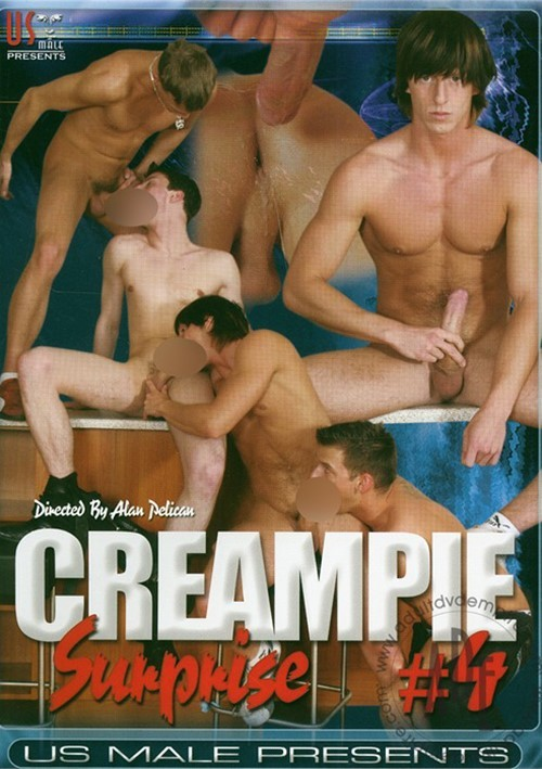 Creampie Surprise #4 Boxcover