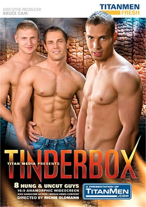 Tinderbox Cover Front