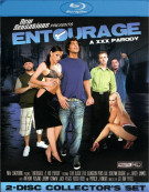 Entourage: A XXX Parody Blu-ray